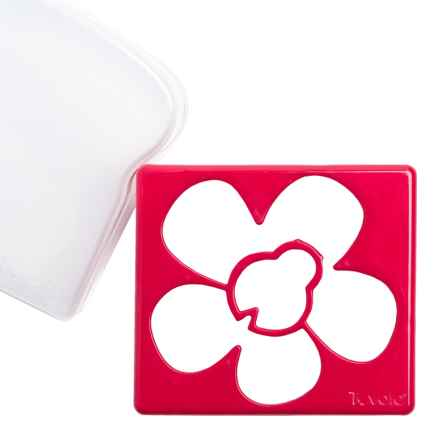 Tovolo Sandwich Shaper in Ladybug & Flower - Closeouts