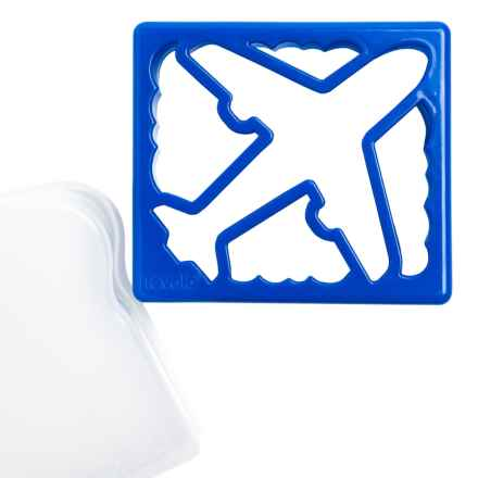 Tovolo Sandwich Shaper in Plane & Clouds - Closeouts