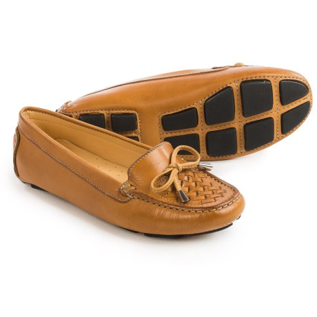 Tower 10 Bruna Driving Moccasins - Leather (For Women)