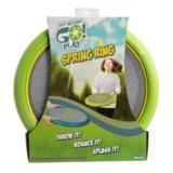 Toysmith Get Outside Go! Spring Ring Set