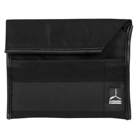"Trade Winds Atlas Mini Tablet Sleeve - 7"" in Black - Closeouts"