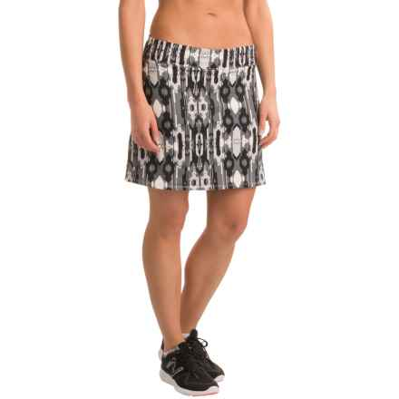 Tranquility Everyday Patterned Skort (For Women) in Mojave Nights - Closeouts