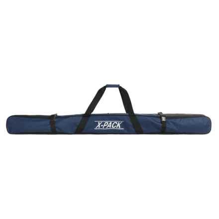 Transpack X-Pack Ski Bag -168cm in Blue - Closeouts