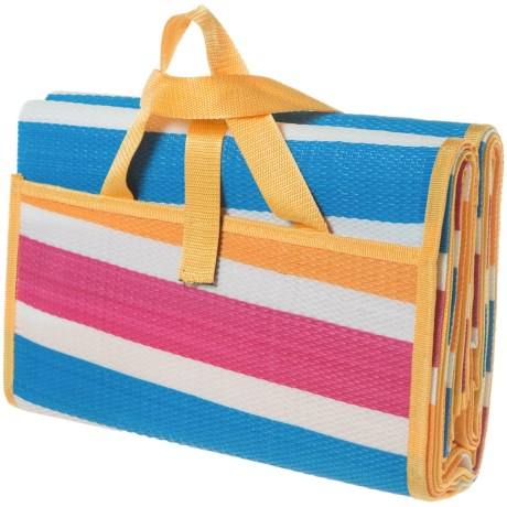 Travel Lite Rainbow Stripe Multi-Mat - 78x60?