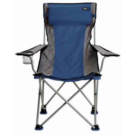 TravelChair Big Bubba Folding Chair in Blue - Closeouts