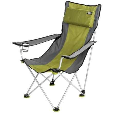 TravelChair Big Bubba Folding Chair in Green - Closeouts