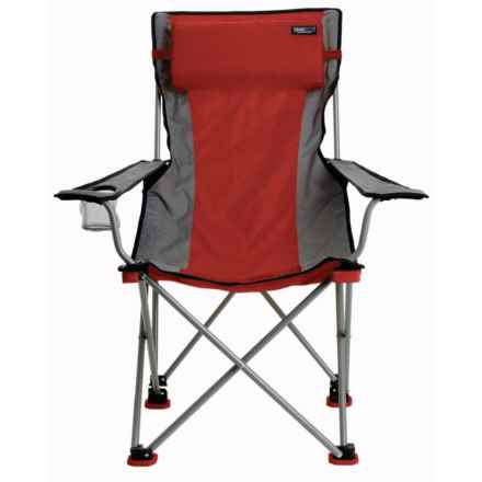 TravelChair Big Bubba Folding Chair in Red - Closeouts