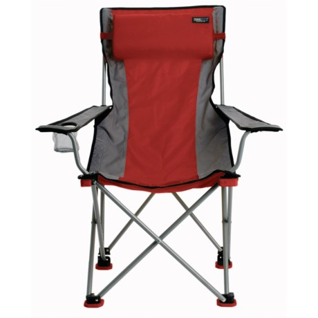 TravelChair Big Bubba Folding Chair in Red