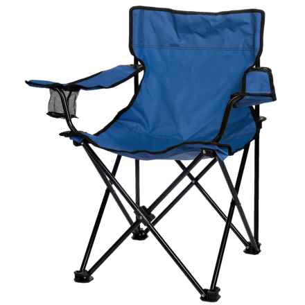 TravelChair Easy Rider C-Series Camp Chair in Blue - Closeouts