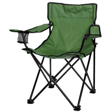 TravelChair Easy Rider C-Series Camp Chair in Green - Closeouts