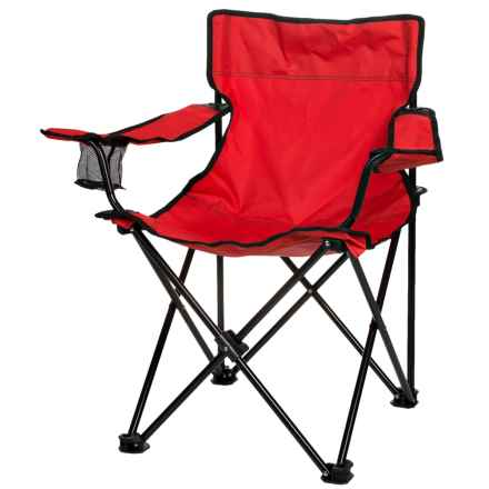 TravelChair Easy Rider C-Series Camp Chair in Red - Closeouts