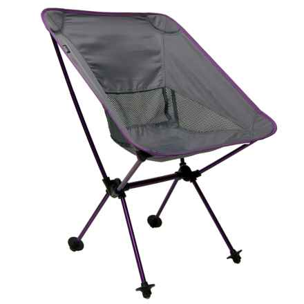 TravelChair Joey Camp Chair in Purple - Closeouts