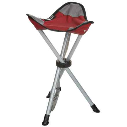 TravelChair Slacker Camp Chair in Red - Closeouts