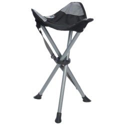 TravelChair Slacker Stool in Black