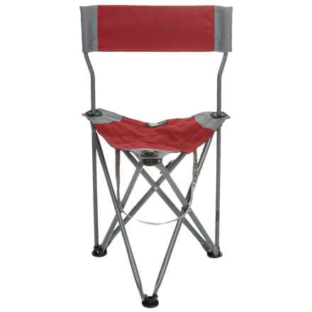 TravelChair Ultimate Slacker 2.0 Camping Chair in Red - Closeouts