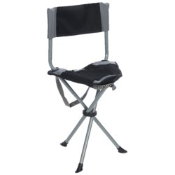 TravelChair Ultimate Slacker Chair in Black