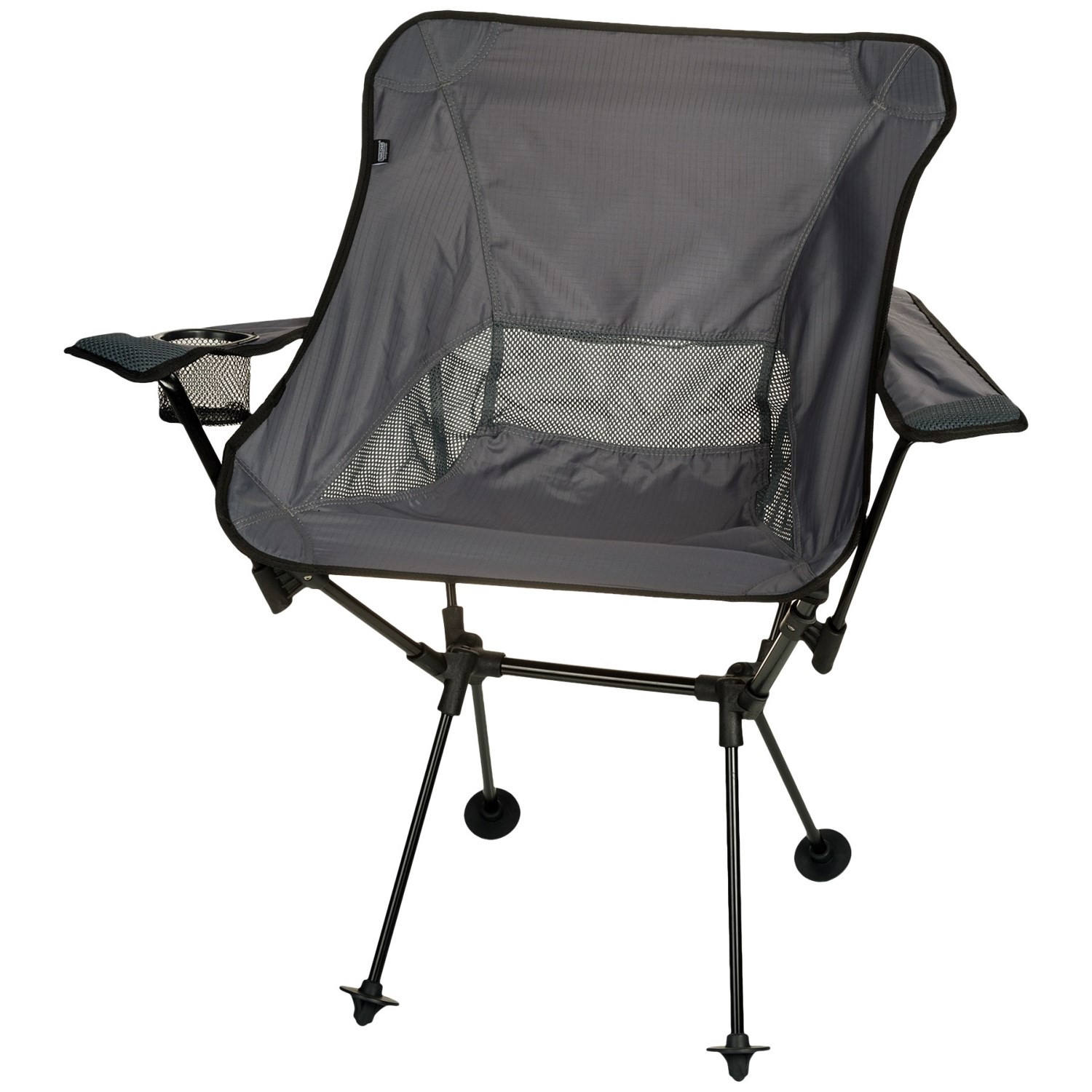 TravelChair Wallaby C& Chair in Black ...  sc 1 st  Sierra Trading Post & TravelChair Wallaby Camp Chair - Save 50%