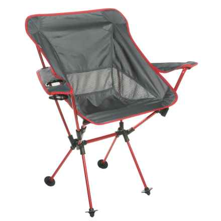 TravelChair Wallaby Camp Chair in Red - Closeouts