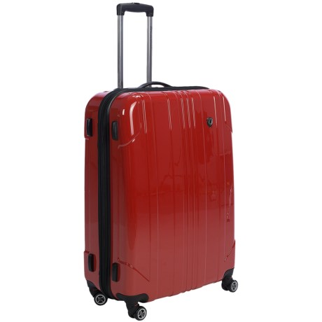 Traveler's Choice Sedona Spinner Suitcase - Hardside, Expandable, 29""