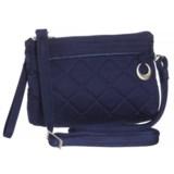 Travelon Anti-Theft Boho Clutch Crossbody Bag (For Women)