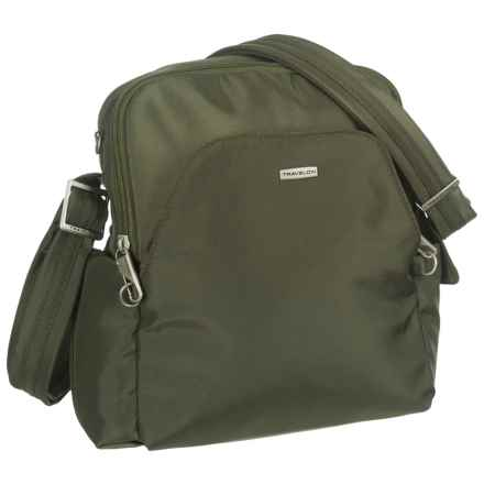 Travelon Anti-Theft Classic Travel Bag in Olive - Closeouts