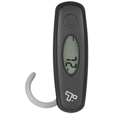 Travelon MuV Digital Scale in Black - Closeouts