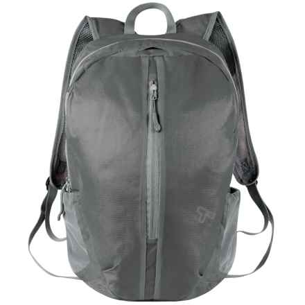 Travelon Packable Backpack in Charcoal - Closeouts