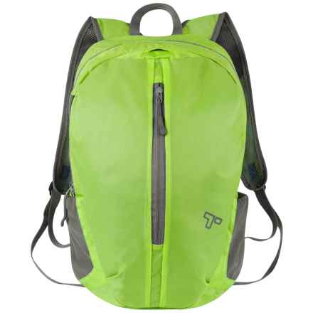 Travelon Packable Backpack in Lime - Closeouts