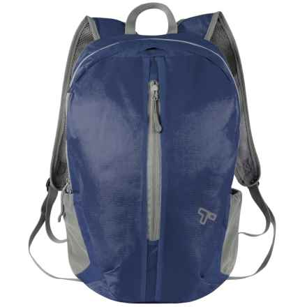 Travelon Packable Backpack in Royal Blue - Closeouts