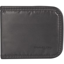 Travelon Safe ID Metro Card Holder in Off Black - Closeouts