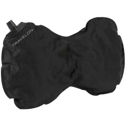 Travelon Self-Inflating Neck and Back Pillow in See Photo - Closeouts