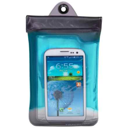 Travelon Smartphone Case - Waterproof in Blue - Closeouts