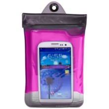 Travelon Smartphone Case - Waterproof in Pink - Closeouts