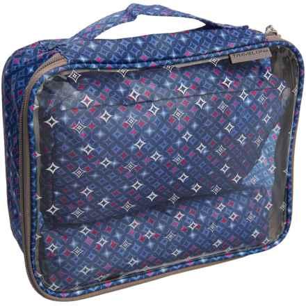 Travelon Toiletry Bag Set - 3-Piece in Diamond Sparkles - Closeouts