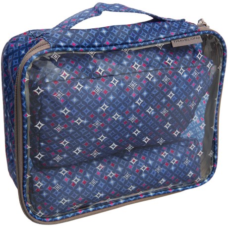 Travelon Toiletry Bag Set - 3-Piece in Diamond Sparkles
