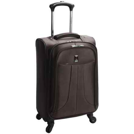 """Travelpro Anthem Select Expandable Spinner Suitcase - 25"""", Expandable in Espresso - Closeouts"""