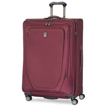 "Travelpro Crew 10 Expandable Spinner Suitcase - 29"" in Merlot - Closeouts"