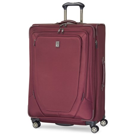 "Travelpro Crew 10 Expandable Spinner Suitcase - 29"" in Merlot"