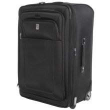 "Travelpro Crew 8 Upright Suiter Rolling Suitcase - 28"" in Black - Closeouts"