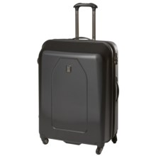 "Travelpro Crew 9 Hardside Spinner Suitcase - Expandable, Carry-On, 21"" in Black - Closeouts"