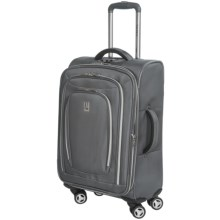 "Travelpro Glidepath Spinner Suitcase - 21"", Expandable in Charcoal - Closeouts"