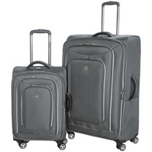 Travelpro Glidepath Spinner Suitcase Set - 2-Piece, Expandable in Charcoal - Closeouts