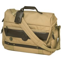 Travelpro Kontiki Collection Messenger Bag in Khaki - Closeouts
