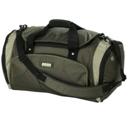"Travelpro Northwall Collection Soft Carry-On Duffel Bag - 22"" in Green/Tan"