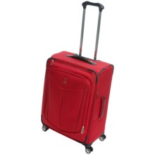 "Travelpro Nuance 21"" Expandable Spinner Suitcase in Red - Closeouts"
