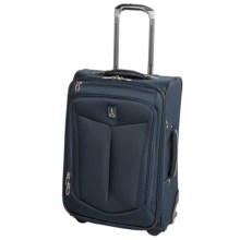 "Travelpro Nuance Expandable Rollaboard Suitcase - 22"" in Blue - Closeouts"