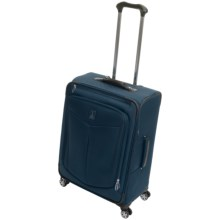 "Travelpro Nuance Expandable Spinner Suitcase - 25"" in Blue - Closeouts"