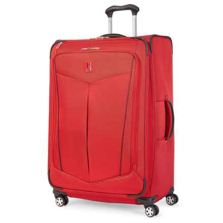 "Travelpro Nuance Expandable Spinner Suitcase - 25"" in Red - Closeouts"