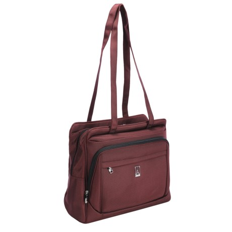 Travelpro Platinum 6 City Tote Bag in Burgundy