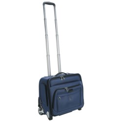 Travelpro Platinum 6 Deluxe Carry-On Bag - Rolling, Expandable in Blue